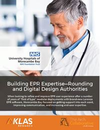 Building EPR Expertise—Rounding and Digital Design Authorities