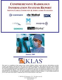 Radiology Report 2005