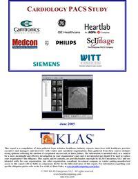 Cardiology PACS Study 2005