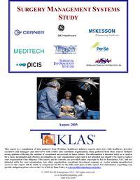 Surgery Management Study 2005