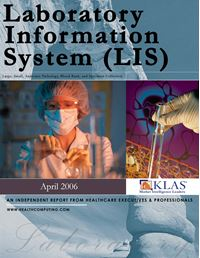 Laboratory Information System (LIS) Report 2006