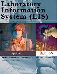 Laboratory Information System (LIS) Report 2006