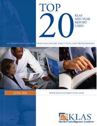 2006 Mid-Term Performance Review - Software and Professional Services
