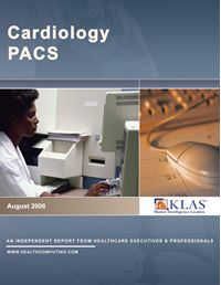 Cardiology PACS 2006