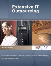 Extensive IT Outsourcing 2006