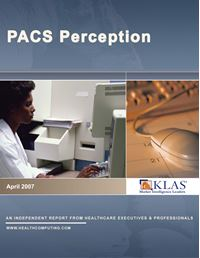 PACS Perception 2007