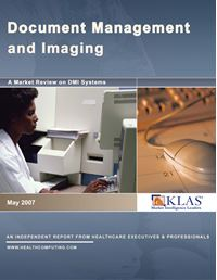 Document Management and Imaging 2007