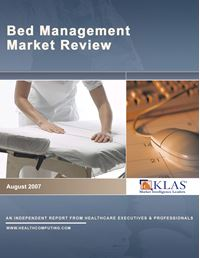 Bed Management and Tracking Market Review 2007