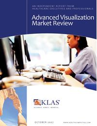 Advanced Visualization Market Review 2007