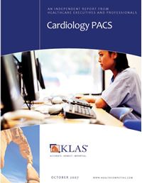 Cardiology PACS 2007