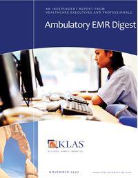Ambulatory EMR Digest 2007