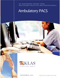 Ambulatory PACS 2007