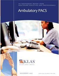 Ambulatory PACS 2007