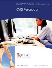 CVIS Perception 2007