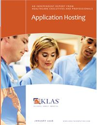 Application Hosting 2008