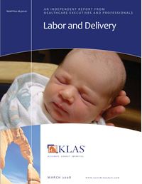 Labor and Delivery 2008