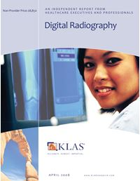 Digital Radiography 2008