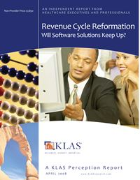 Revenue Cycle Reformation