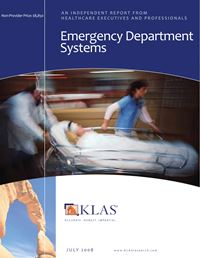 Emergency Department Systems 2008