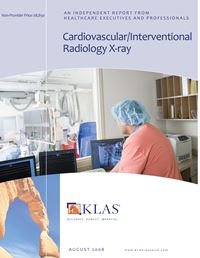 Cardiovascular/Interventional Radiology X-ray 2008