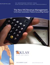 The New HIS Revenue Management