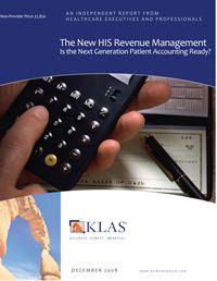 The New HIS Revenue Management