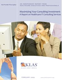 Maximizing Your Consulting Investment