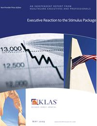 Executive Reaction to the Stimulus Package 2009