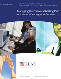 Managing the Claim and Getting Paid