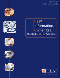Health Information Exchanges