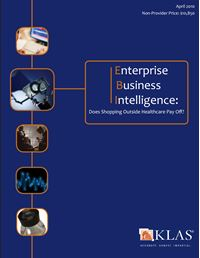 Enterprise Business Intelligence 2010