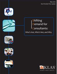 Shifting Demand for Consultants