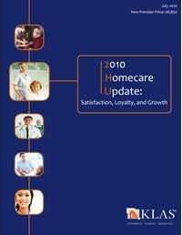2010 Homecare Update