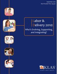 Labor and Delivery 2010