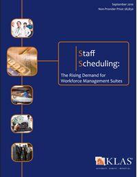 Staff Scheduling