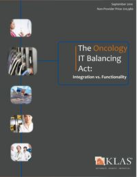 The Oncology IT Balancing Act