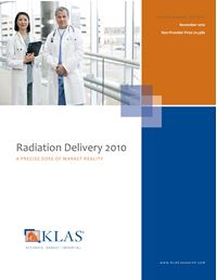 Radiation Delivery 2010