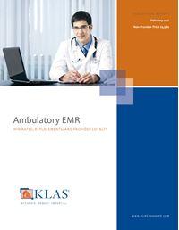 Ambulatory EMR
