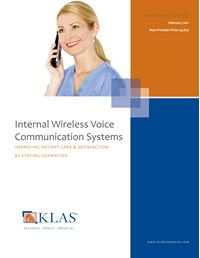 Internal Wireless Voice Communication System
