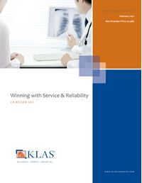 Winning with Service and Reliability