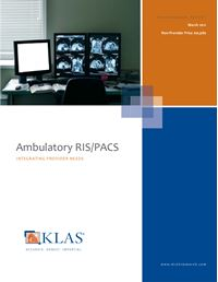 Ambulatory RIS/PACS