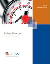 Patient Flow 2011
