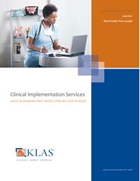 Clinical Implementation Services