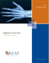 Digital X-ray 2011