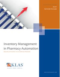 Inventory Management in Pharmacy Automation