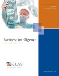 Business Intelligence 2011