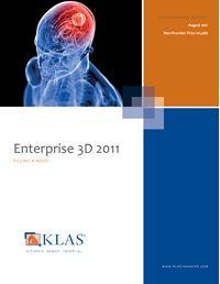 Enterprise 3D 2011