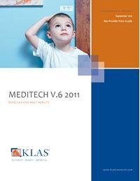 MEDITECH V.6 2011