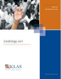 Cardiology 2011