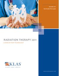 Radiation Therapy 2011